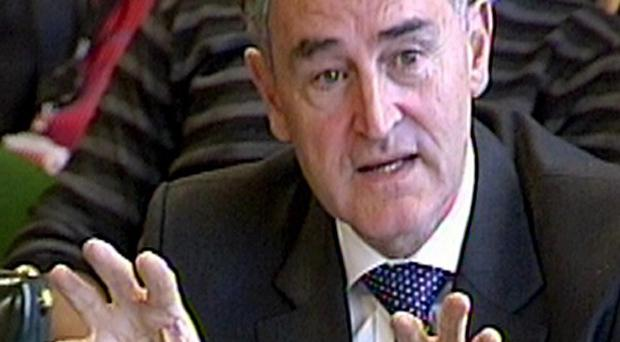 Sir Denis O'Connor called for police chiefs to establish a system where prior approval for surveillance would be needed