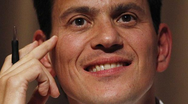 Former foreign secretary David Miliband said Labour needed to admit 'loud and clear' it got things wrong