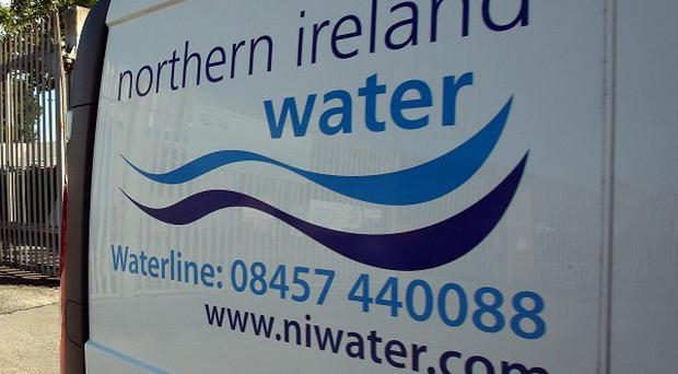 Fewer households suffering from low water pressure is among the improvements made by Northern Ireland Water