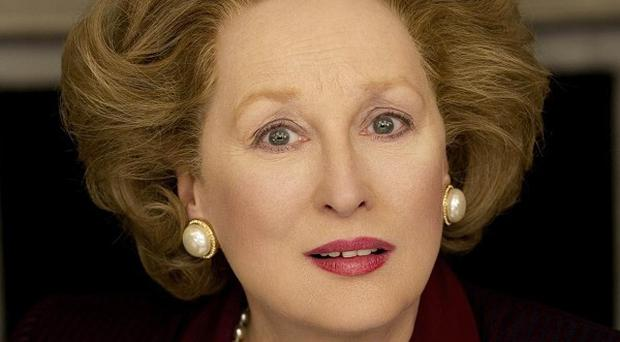 Meryl Streep has earned another Oscar nomination for her role as Margaret Thatcher in The Iron Lady (Pathe/PA)
