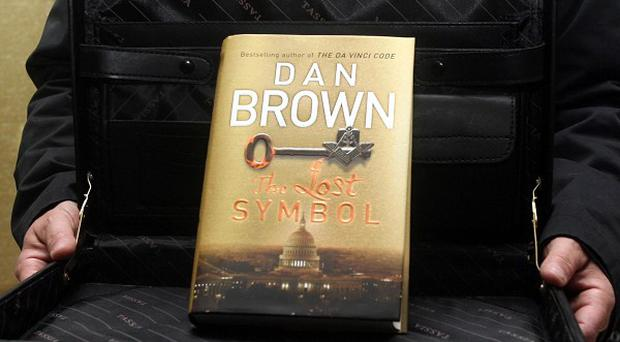 Crime trumps romance when it comes to books, with Dan Brown's The Lost Symbol topping the list of the most-borrowed titles from Britain's libraries