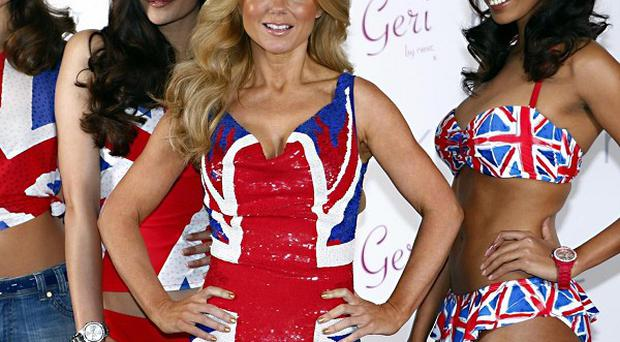 Geri Halliwell's latest designs for Next provide a reminder of her famous Union flag outfit at the Brits
