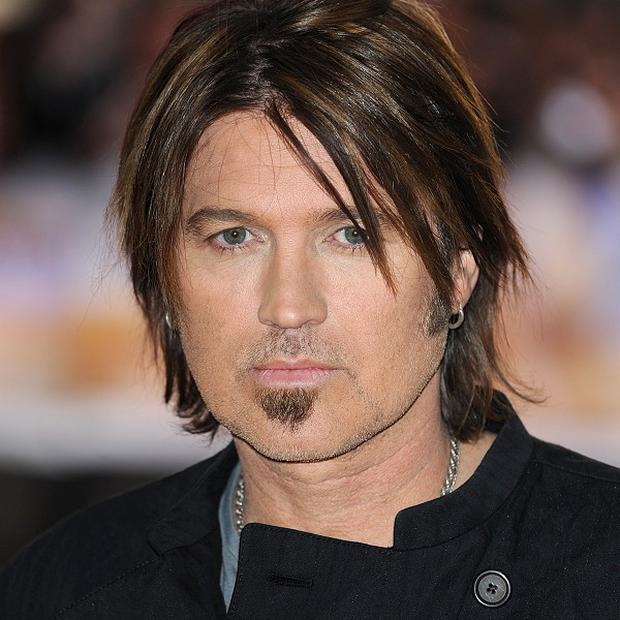Billy Ray Cyrus will release his memoir Hillbilly Heart in spring 2013