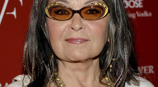 Roseanne Barr says she is a long-time supporter of the Green Party (AP)