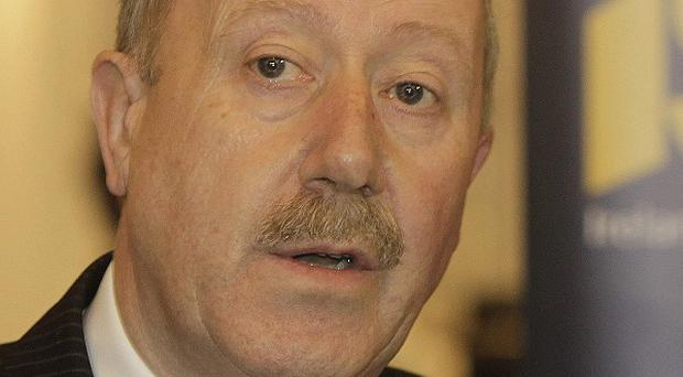 Martin Callinan has warned of staff shortages due to the number of officers leaving under the special pre-pay cuts retirement scheme