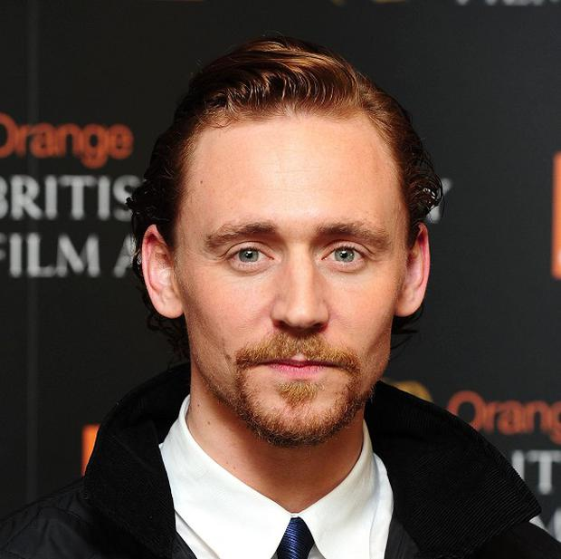 Tom Hiddleston has been cramming for his Shakespeare performance