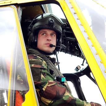 The Duke of Cambridge is in the Falklands for a six-month tour as a search and rescue pilot