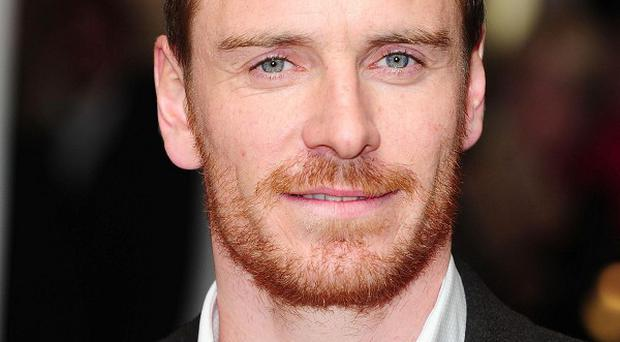 Michael Fassbender reckons the buzz around him right now is just a passing fad