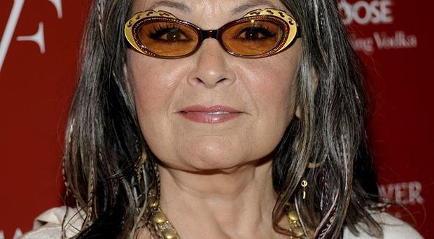 Roseanne Barr said she was a long-time supporter of the Green Party