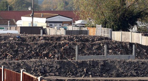 It will cost seven million pounds to clear the illegal travellers' site at Dale Farm