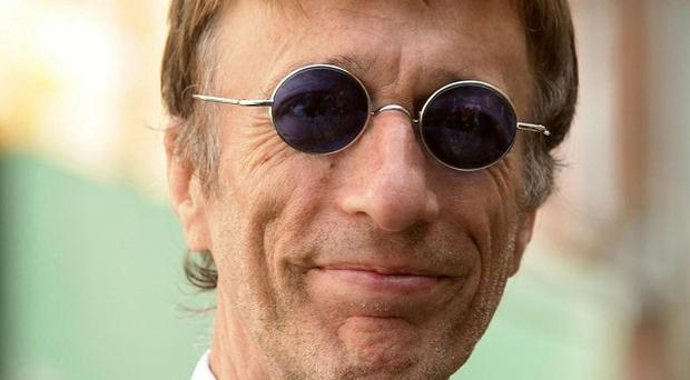 Bee Gees star Robin Gibb has spoken about his recovery from cancer