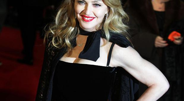 Madonna said her daughter Lourdes took the W.E. news well