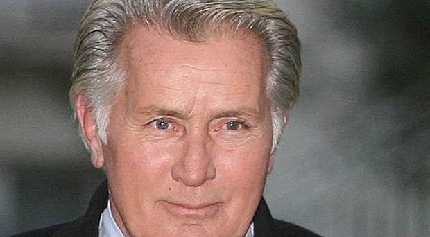 Martin Sheen has said he is proud of his family's past