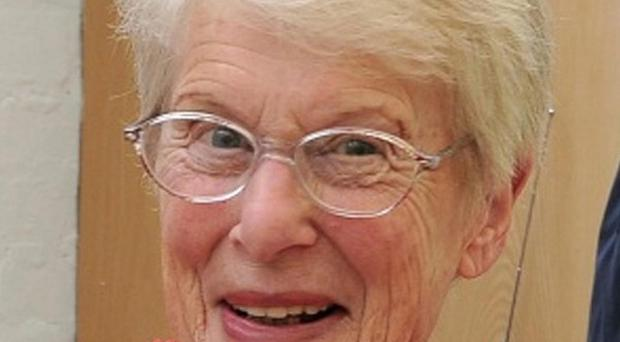 A man has been arrested in connection with the murder of retired schoolteacher Betty Yates, 77 (West Mercia Police/PA)