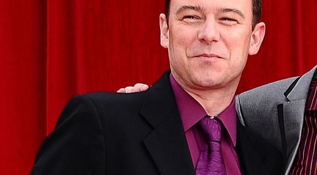 Andrew Lancel plays Frank Foster in Coronation Street