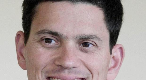 David Miliband has quashed claims he is to return to the shadow cabinet