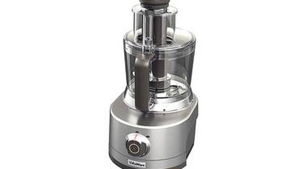 <b>1. Villaware FPVLFPSL01 </b><br/> £188.16, qvcuk.com Mixing, kneading and chopping are the forte of this machine, which is particularly good for large quantities.