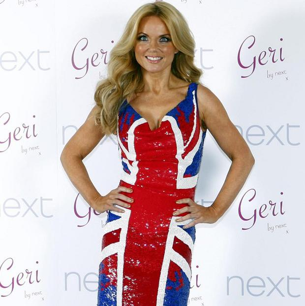Geri Halliwell is excited about her new album