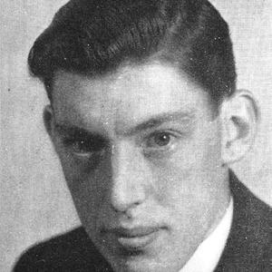 A young Ian Paisley pictured in 1946