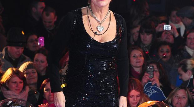 Denise Welch has split from husband Tim Healy