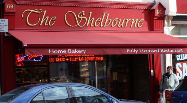 The Shelbourne Restaurant, Hill Street, Newry