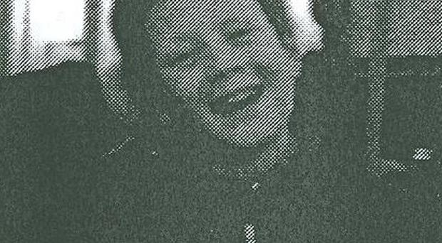 Stephen Hughes Connors died in a suspected arson attack in September 2001 in Tallaght, Co Dublin (Garda/PA)