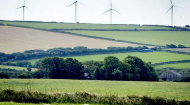 Wind farms need to be embraced