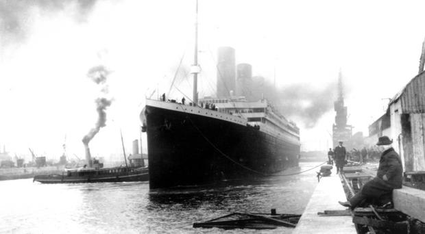 Titanic. Photograph © National Museums Northern Ireland. Collection Ulster Folk & Transport Museum