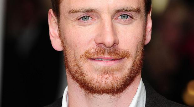 Michael Fassbender took a nap during his TV break