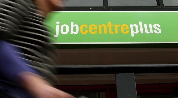 A new report highlights 'glimmers of hope' for the UK jobs market