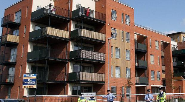 Michael Kelly was shot outside an apartment block in the Clongriffin area of Dublin last September