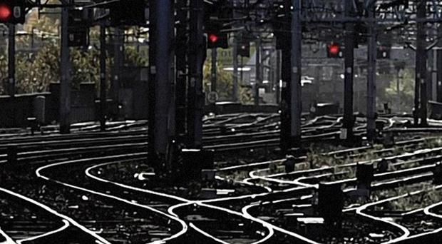 Train services have been disrupted by a spate of railway signalling cable thefts in recent months