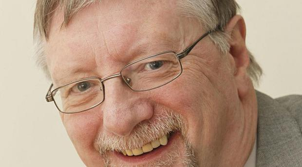 Reverend Roy Patton is the new Moderator of the Presbyterian Church in Ireland