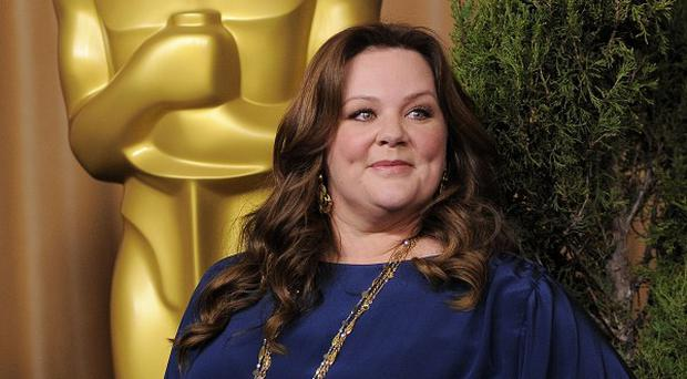 Melissa McCarthy is still waiting to be told her Oscar nod is just a joke