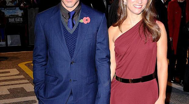 Robert Downey Jr and wife Susan Levin have welcomed a baby boy