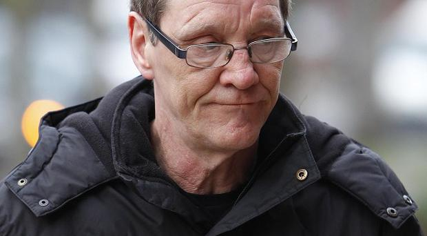 Howard Hobson, 57, has been fined £200 and banned from football matches for three years for hurling racist abuse during a football match