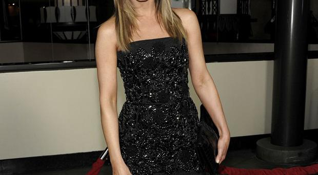 Jennifer Aniston says there is no feud between her and ex Brad Pitt