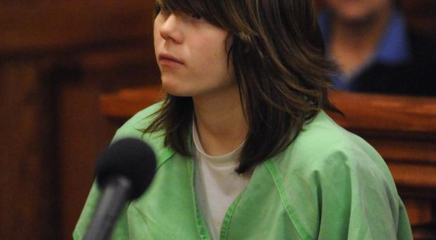 American teenager Alyssa Bustamante who killed a nine-year-old girl 'to see what it was like' (AP)