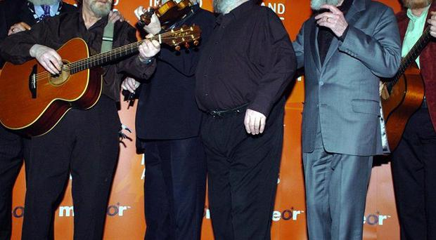 The Dubliners will perform and get a special honour at the Radio 2 Folk Awards