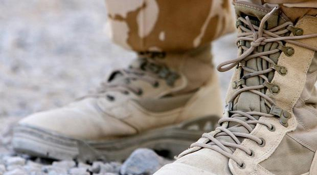 The MoD is in the process of cutting 25,000 armed forces personnel and 29,000 civilian staff by 2015