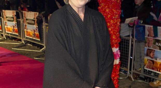 Penelope Wilton is sworn to secrecy about Downton Abbey