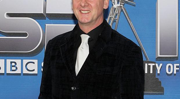 Robin Cousins is now head judge on Dancing On Ice