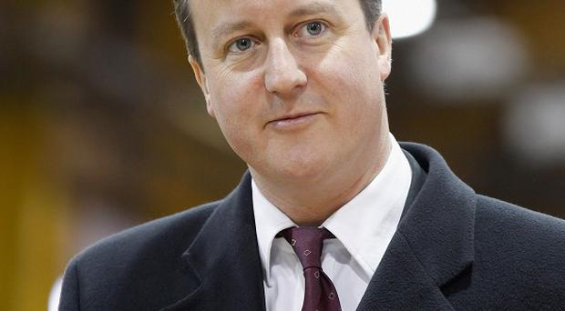 David Cameron said there should be more women in boardrooms in the UK