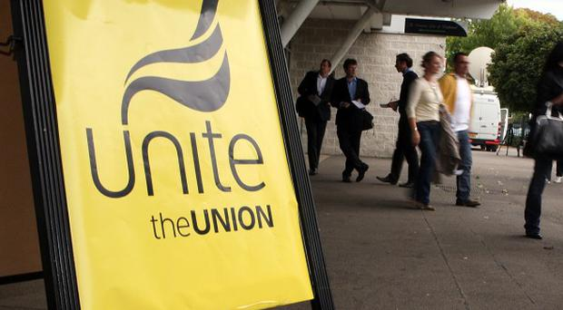 Unite has warned that strikes over public sector pension reforms are a 'real possibility'