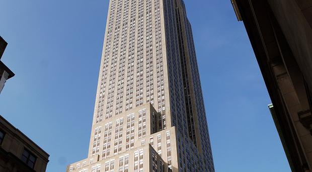 The towering Empire State Building poses a tough challenge for runners in the annual race to the top(AP)