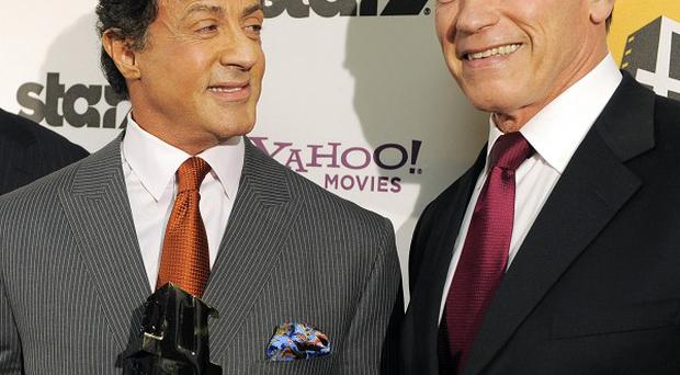 Sylvester Stallone and Arnold Schwarzenegger will star together in The Tomb