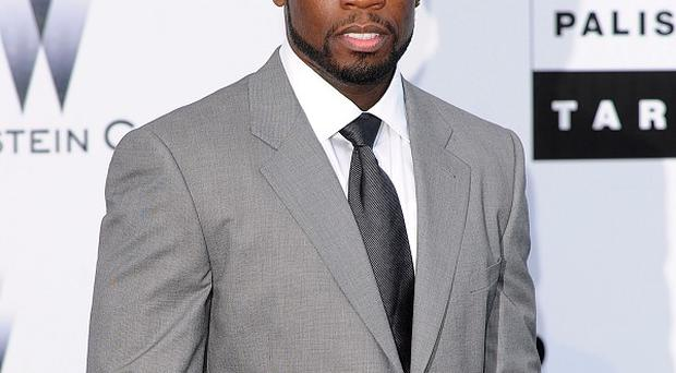Rapper 50 Cent is working with the World Food Programme