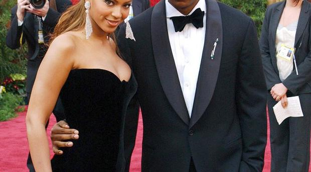 Beyonce Knowles and Jay Z welcomed Blue Ivy into the world in January