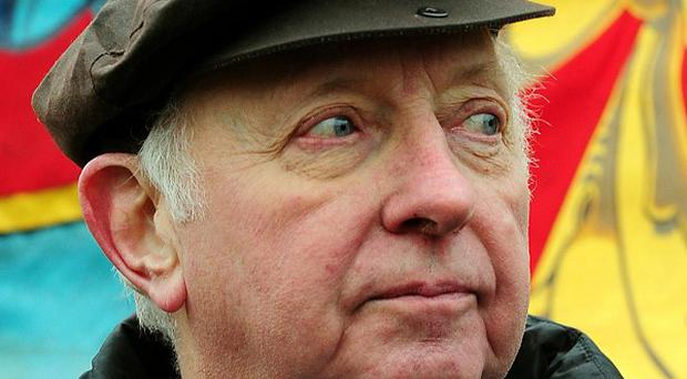 Arthur Scargill was NUM leader when 15,000 Birmingham engineers walked out to support a picket by striking miners 40 years ago