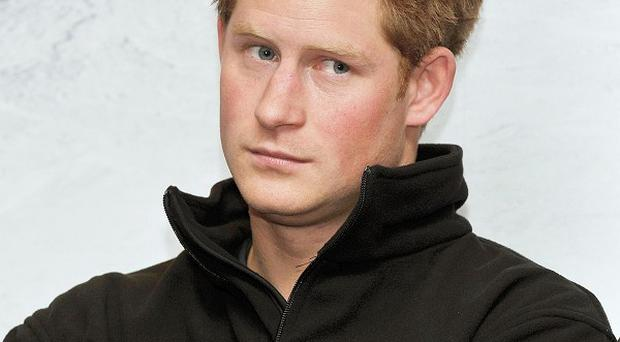 Prince Harry has become patron of the Walking With The Wounded expedition to climb Everest